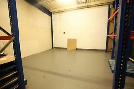 Warehouse, Unit, workshop, storage ground floor, secure, 1 min from M74, glasgow, near southside