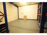 Warehouse, Unit, workshop, storage ground floor, secure, 1 min from M74, glasgow, near southside
