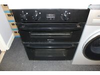 Hotpoint Double Built Under * With Warranty * Cheap *