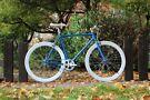 Brand new TEMAN single speed fixed gear fixie bike/ road bike/ bicycles + 1year warranty4aa