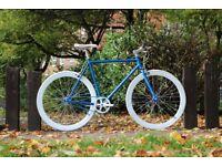 Brand new TEMAN single speed fixed gear fixie bike/ road bike/ bicycles + 1year warranty4k