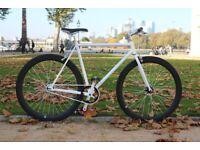 Brand new Teman single speed fixed gear fixie bike/ road bike/ bicycles + 1 year warranty nb88