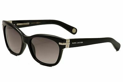 Brand New! Marc Jacobs Women's MJ469/S 469S 807EU Black Square Sunglasses 56mm