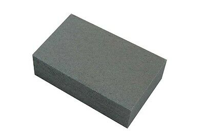 Kunzmann Large Abrasive Rubber or Gummi Stone For Ski & Snowboard
