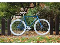 Brand new TEMAN single speed fixed gear fixie bike/ road bike/ bicycles + 1year warranty hh3