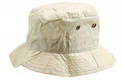 Henschel Men's Waterproof Packable Rain Tan Bucket Hat