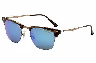 Ray Ban Tech LightRay RB8056 8056 RayBan 175/55 Havana Wayfarer Sunglasses 51mm (Ray Ban Wayfarer Tech)