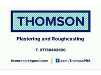 Thomson Plastering & Roughcasting