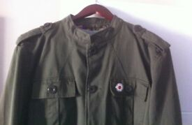 PRETTY GREEN LENNON JACKET SIZE XL