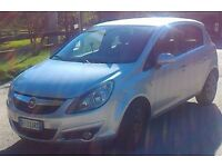 Left Hand Drive Vauxhall (Opel) Corsa 2011, 1.3 Diesel, 6 Speed, 95 HP