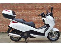 Honda FES 125 (63 REG), Excellent condition, Low mileage, ABS!