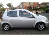 ///2005/05/// ***STUNNING TOYOTA YARIS COLOUR COLLECTION 5 DOOR CAR ***