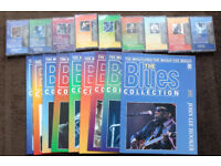 The Blues Collection on cassette with magazines - 9 issues