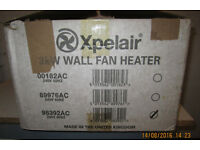 Xpelair WH30 3kW industrial fan heater