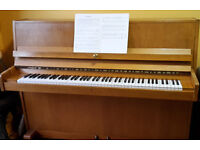 Upright Piano - ideal to learn on