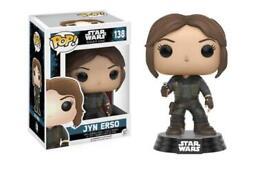 Pop! Star Wars - Jyn Erso - New - £4 each