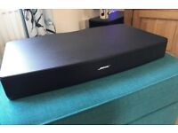Bose solo tv sound stage