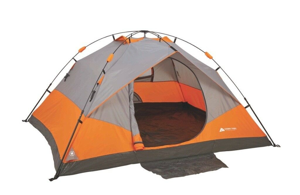 Ozark Trail 4 person instant tent and two sleeping mats | in Earley,  Berkshire | Gumtree