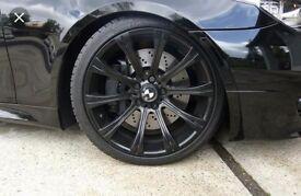 BMW M5 wheels (19s) aftermarket