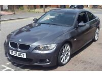 L@@K BMW 320 M SPORT COUPE LONG MOT ANY PART X WELCOME