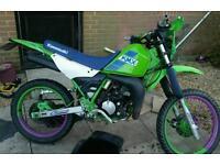 kmx 125 with 200 engine