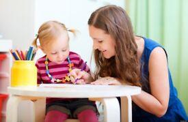 Experienced bilingual Nanny/Babysitter