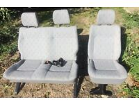 VW Transporter T4 Back Seats