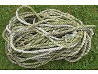 Anchor Rope Length 100ft for Dinghy Boat Tender Yacht