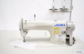 Genuine JUKI DDL-8100e INDUSTRIAL LOCKSTITCH SEWING MACHINE & ENERGY MOTOR