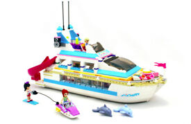 Lego Friends Dolphin Cruiser Boat 41015 - used