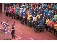 Join an Award Winning Choir, Sing in the City - Edinburgh