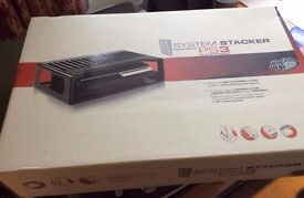 SYSTEM STACKER FOR PS3 or other components