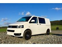 VW Transporter Campervan 2013