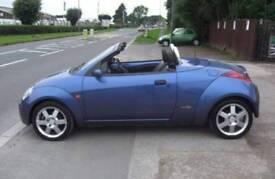 Ford Streetka 1.6 convertible 2004