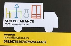 FREE HOUSE CLEARANCE SERVICE