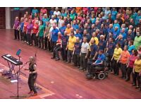 Join an Award Winning Edinburgh Choir - Sing in the City