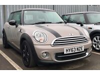 Mini Cooper D Baket Street Limited Edition