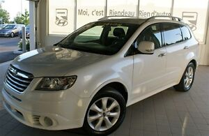 2010 Subaru Tribeca Limited + 7 PASSAGERS + AWD + DVD + CUIR