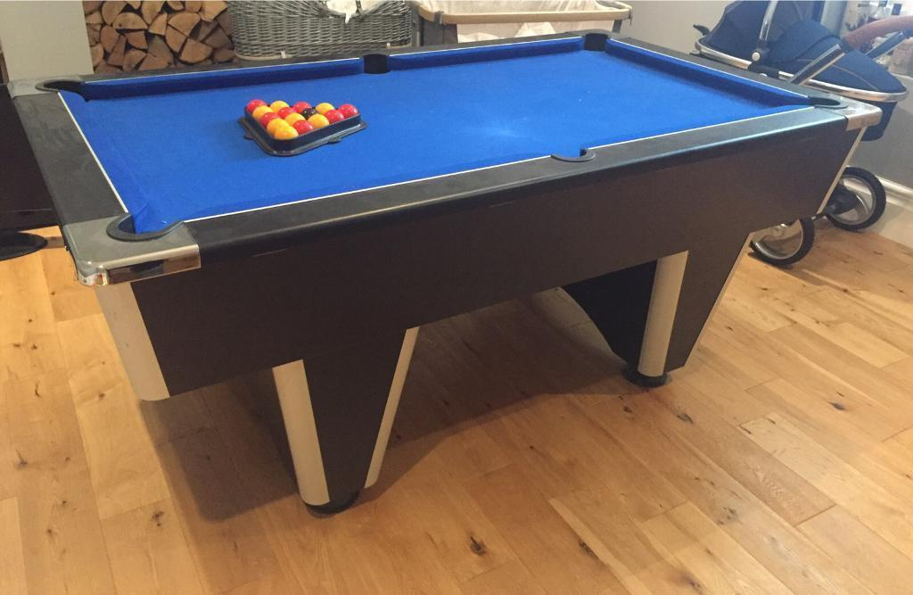 Signature Champion 6ft Pool Table Accessories In East Boldon