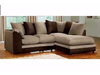 NEW SOFA DYLAN CORNER DIFFERENT COLOUR AVAILABLE SALE PRICE