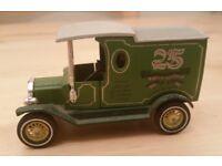 Collection of 10 Corgi Vintage Vans