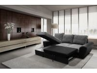 SALE PRICE SOFA BEDS : GIANI SOFA BED RANGE:FR TESTED: AVAILABLE IN LEATHER AND FABRIC