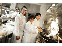 Chef de Parties needed for Busaba Eathai in Central London