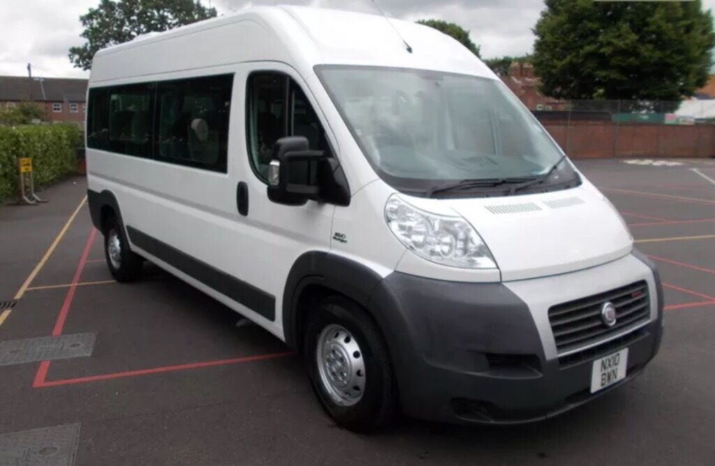 fiat ducato minibus in enfield london gumtree. Black Bedroom Furniture Sets. Home Design Ideas