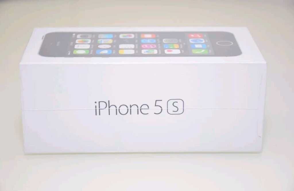 Iphone 5s 32GB Brand New Unlocked Smart Phone 4G (SEALEDSilver or Space Greyin Harrow, LondonGumtree - phone 5s 32GB Brand New Unlocked Smart Phone 4G (SEALED) Silver or Space Grey A 4 inch Retina display. An A7 chip with 64 bit desktop class architecture. The Touch ID fingerprint sensor. An 8MP iSight camera. A FaceTime HD camera. 4G LTE and Wi Fi...
