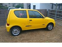 Fiat seicento sporting - runner or as spares and repairs.