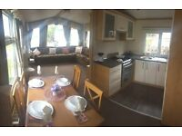 Static caravan for sale in the Morecambe on family / Pet Friendly Holiday Park near the beach