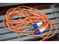 Mains Hookup Cable 18-20M Approx
