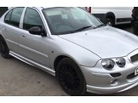 FOR SALE MG ZR 2.0 DIESEL £300 **Re-Advertised due to time wasters**