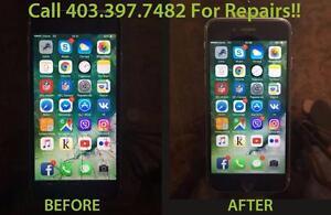 Repair Apple iPhone 6S & 6S PLUS - 20 Minutes Repair - 30 Days Warranty